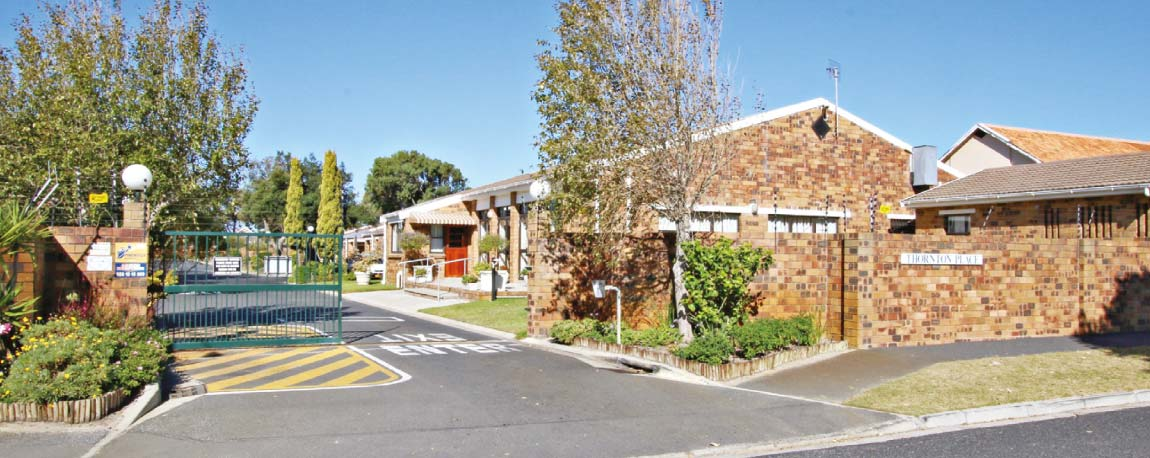 Thornton Place Retirement Village Cape Town – Senior Service