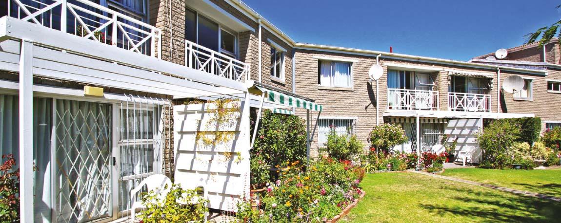 Trianon Retirement Village Cape Town