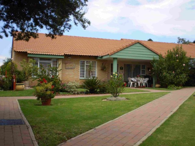Rand Aid, Thornhill Manor Retirement Village East Rand